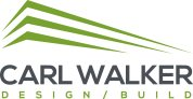 carl walker design/build logo
