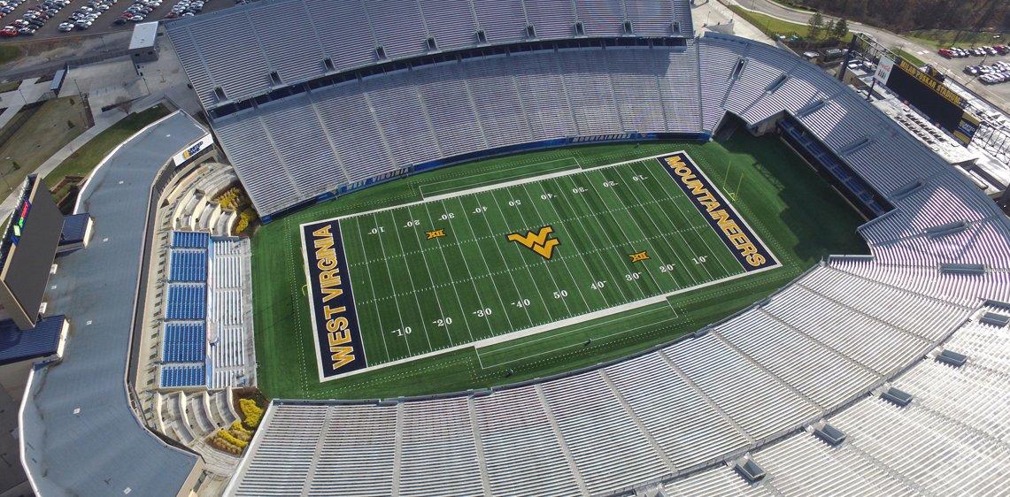 WVU Stadium, Carl Walker Construction