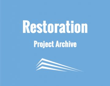 Restoration Project Archive