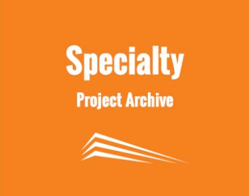Specialty Project Archive