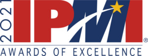 2021 IPMI Awards of Excellence Logo